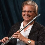 Deb and flute