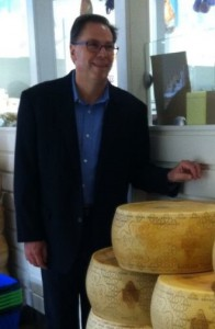 jeff and wheels of cheese cropped