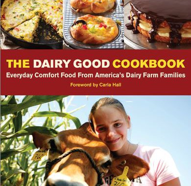 dairygood cookbook