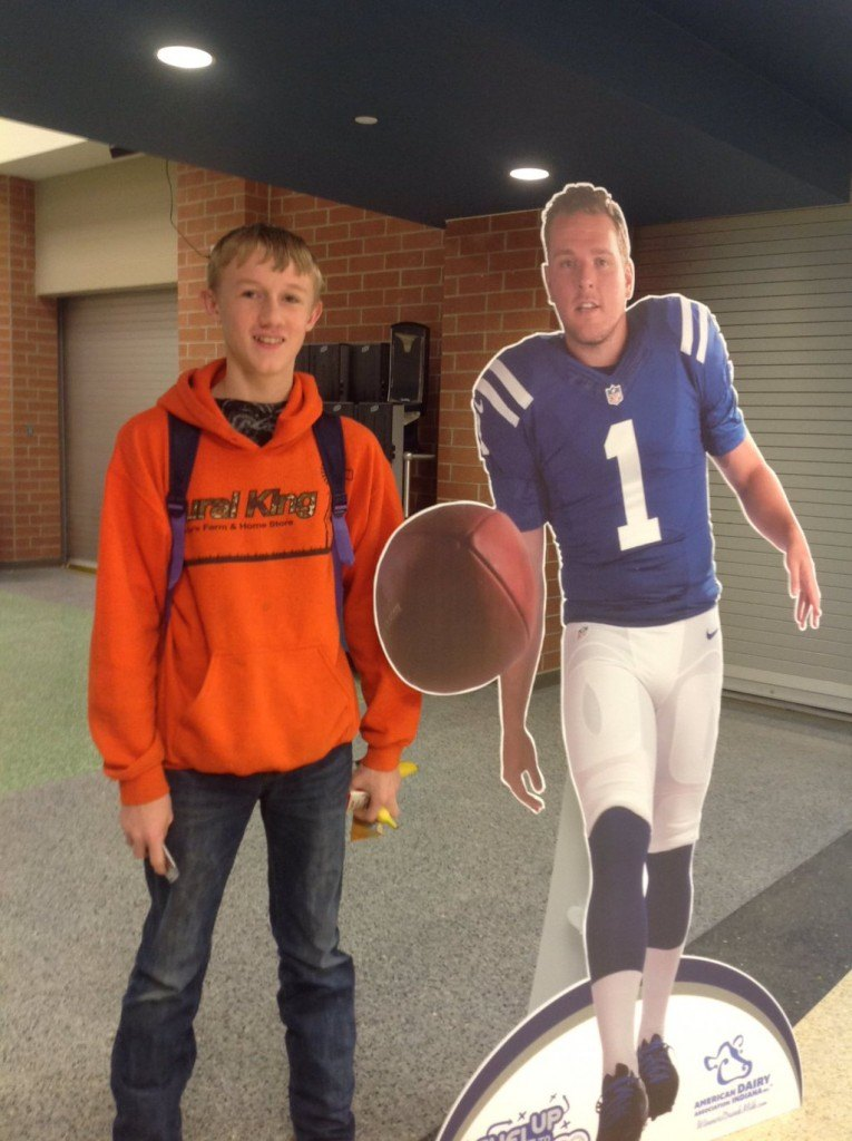 patmcafee, breakfast, fuel up to play 60
